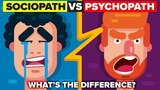 Sociopath vs Psychopath - What's The Difference