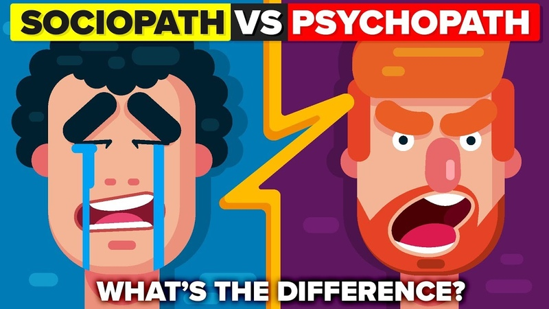 Sociopath vs Psychopath - Whats The Difference