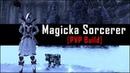 Magicka Sorcerer PvP Build Storm Murkmire DLC