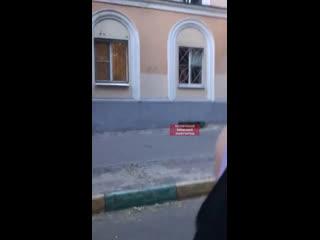 Мужчина-эксгибиционист на проспекте Гагарина — Типичный Нижний Новгород