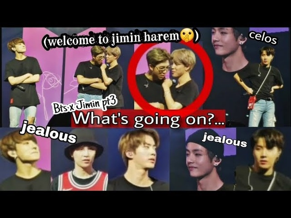 Bts members fighting over Jimin pt 3 [20 mins long] ♡