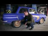 Дикий ЗАЗ с двигателем SUBARU валит в городе