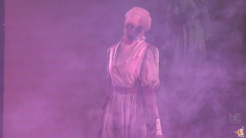 The Nurse (Sally Smithson) - Dead by daylight (Одиночное дефиле) - Magic Kingdom 2019