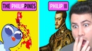 An Easy Peasy History of the Philippines! Reaction
