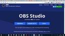 Как делать запись экрана в OBS Studio