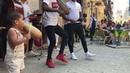 Little Cuban boy steals the show in Old Havana