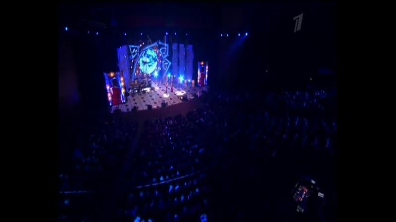 ВИА Гра и Вера Брежнева - Не оставляй меня, любимый (Юбилейный концерт группы ВИА Гра, 2011)