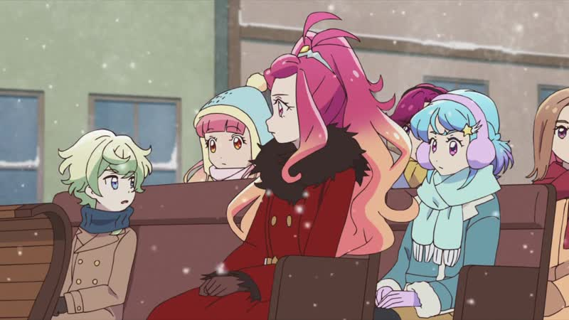 Aikatsu Friends! Episode 58 (RAW)