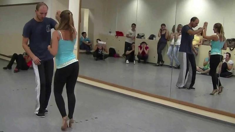 Dominican Bachata - A.KorzunD.Reut [Luna-Ufa]. Lesson 2 with music