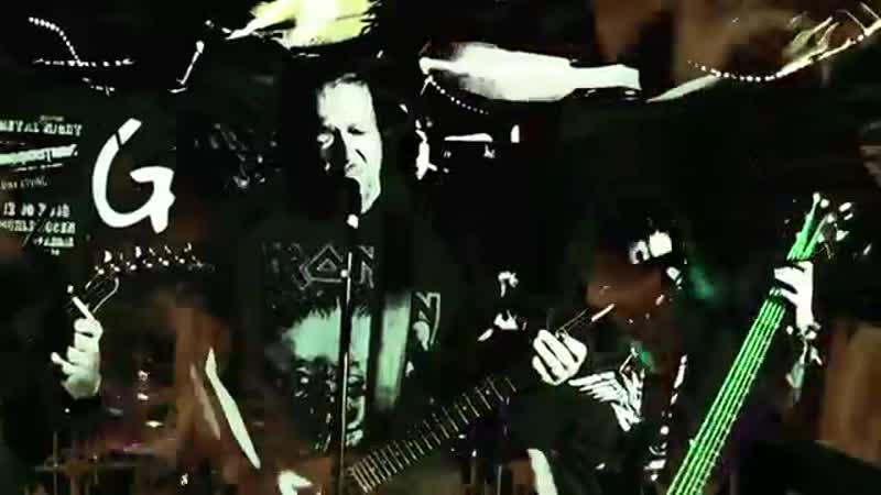 HAMMERSTROKE - Satan's Claw ( Official Music Video) Oldschool Trash Metal