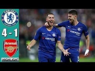 Chelsea Vs Arsenal (4:1) UEFA Europa League Finals Full Highlights  Goals & Celebrations 2019 HD