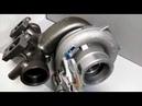Турбина DAF XF 105 усиленные титановые лопасти 13879980066 BORGWARNER