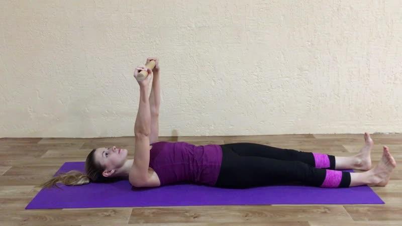 Создаем паттерн движения плечевого сустава
