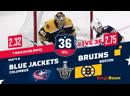 НХЛ НА РУССКОМ. КС-18/19. Р2. Коламбус - Бостон (матч 6)