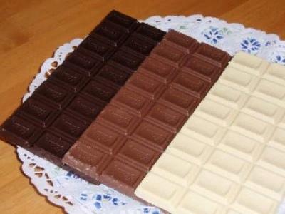 Шоколад белый, чёрный и молочный  какой из них лучше