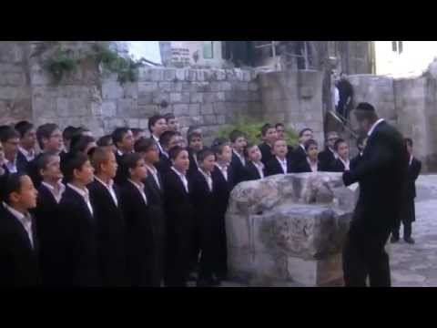 Chasal - Shira Chadasha Boys' Choir - Yishai Saks