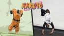 Stunts from Naruto In Real Life (Parkour, Sasuke)