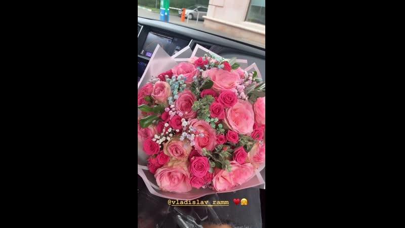 16.07.2019 InstagramStories Миранды Шелия