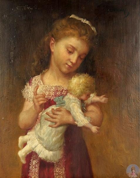 1 августа родилась Эмилия Яковлевна Шанкс (1857-1936