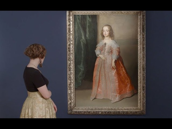 A Young Marriage Portrait | Anthony van Dyck's 'Portrait of Princess Mary' | Christie's