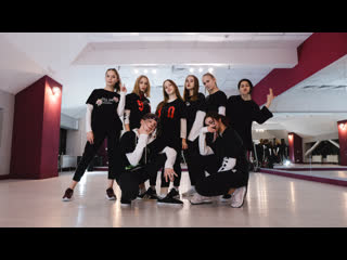 Hip-hop choreo by alina lugovaya| jaden smith - goku