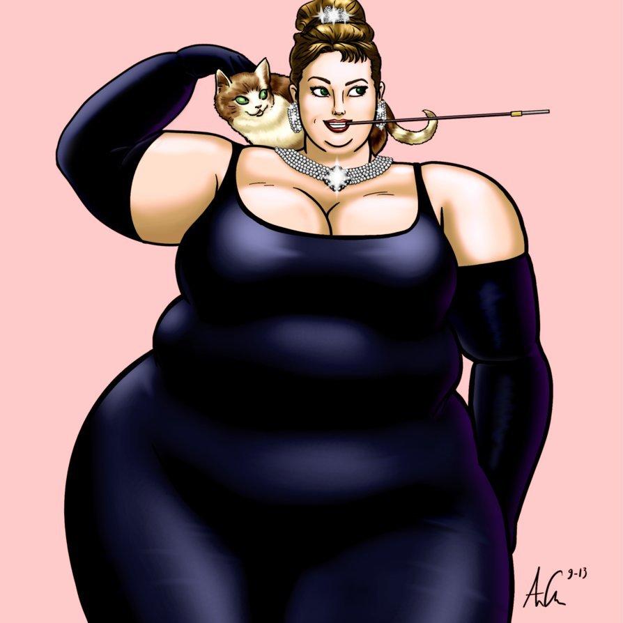 Прикольные картинки толстых дам, романтические анимация открытка