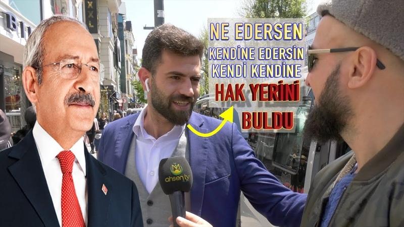 Kemal Kılıçdaroğluna Yapılan Saldırı Hakkında Ne Düşünüyorsunuz