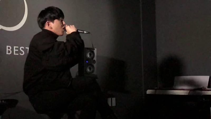 190331 디오비 제 1회 김민석의 스케치북 박진(Park Jin) - 굿바이(Good Bey)