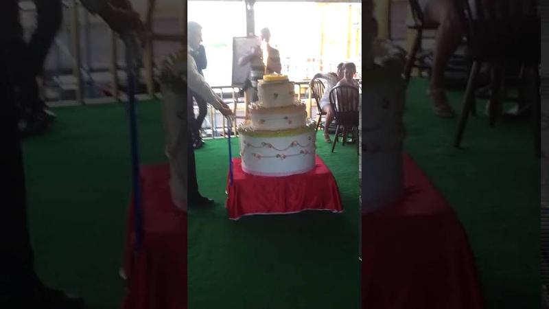 Бутафорский торт от Стриптиз на заказ