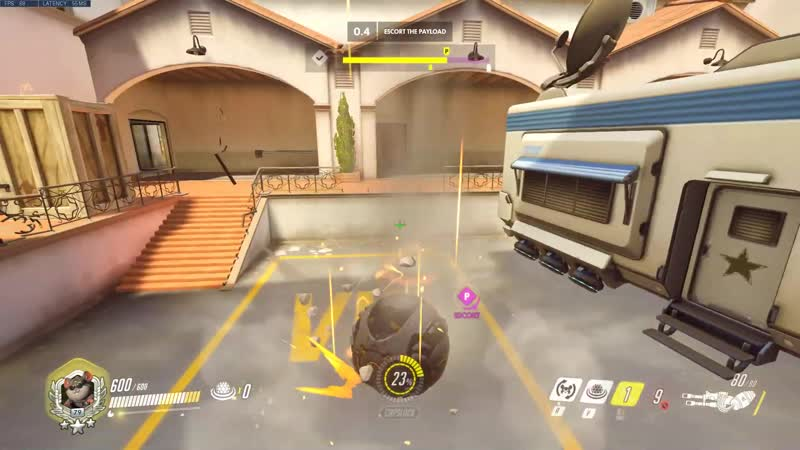 Hammond final spawn to last checkpoint in 7 seconds