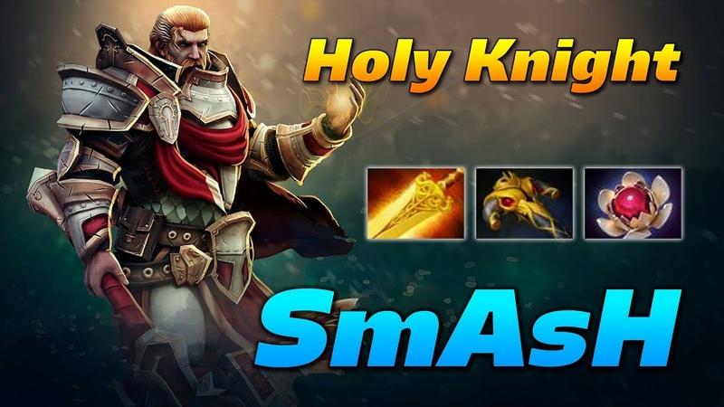 SmAsH Omniknight Carry | Dota 2 Pro Gameplay