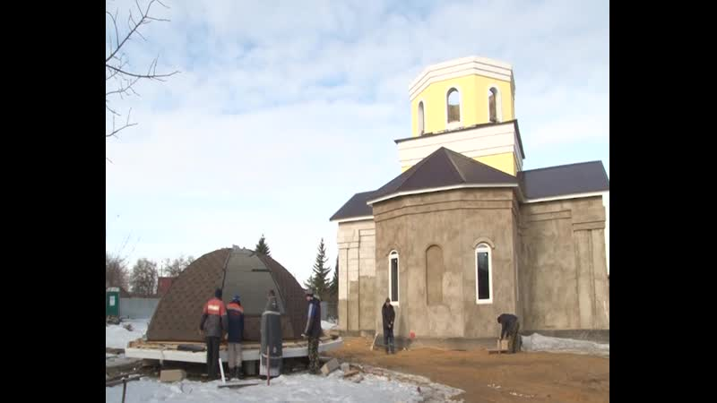 Строительство липецкого храма свт. Луки исповедника, архиепископа Симферопольского