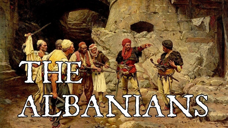 History of the Albanians Origins of the Shqiptar