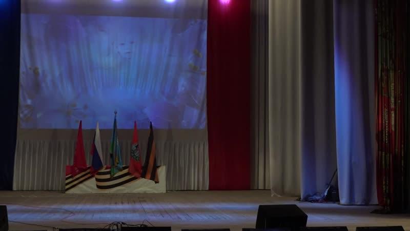6-ой детский Фестиваль военно-патриотической песни Подвиг