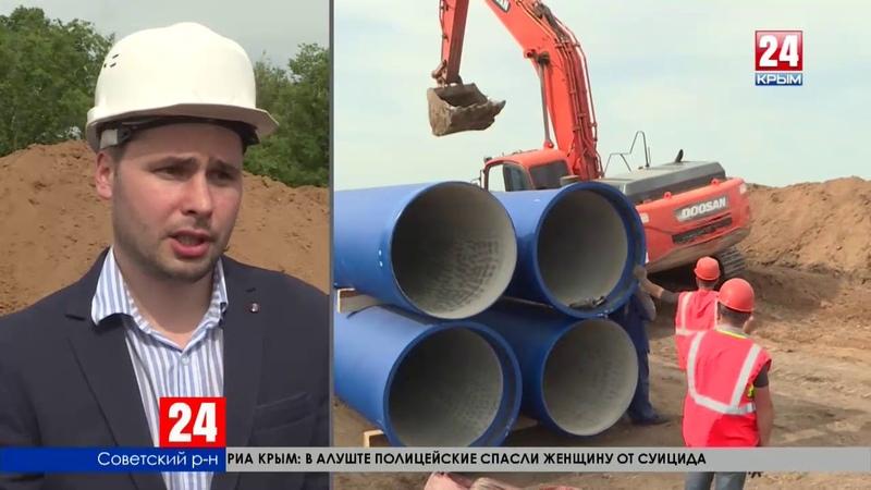 Что строят по ФЦП на Востоке Крыма