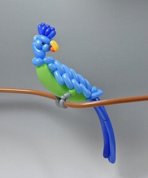 Замысловатые скульптуры животных из воздушных шаров Японский художник Масаёси Мацумото (Masayoshi Matsumoto) продолжает удивлять и восхищать своим мастерством, создавая невероятно замысловатые