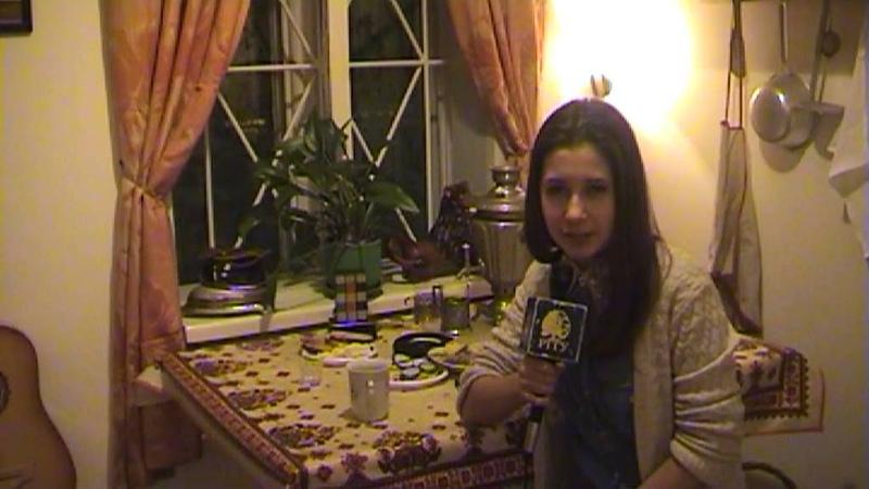 Сюжет СТК РГГУ о выставке «Тогда, в шестидесятые...»