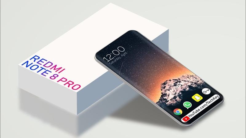 Redmi Note 8 Pro - 5G Network, 100 Bezel-Less, Triple Camera | Release Date Price In India !