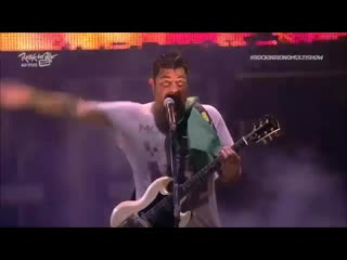Change in the house of fliesdeftones rock in rio brazil 2015