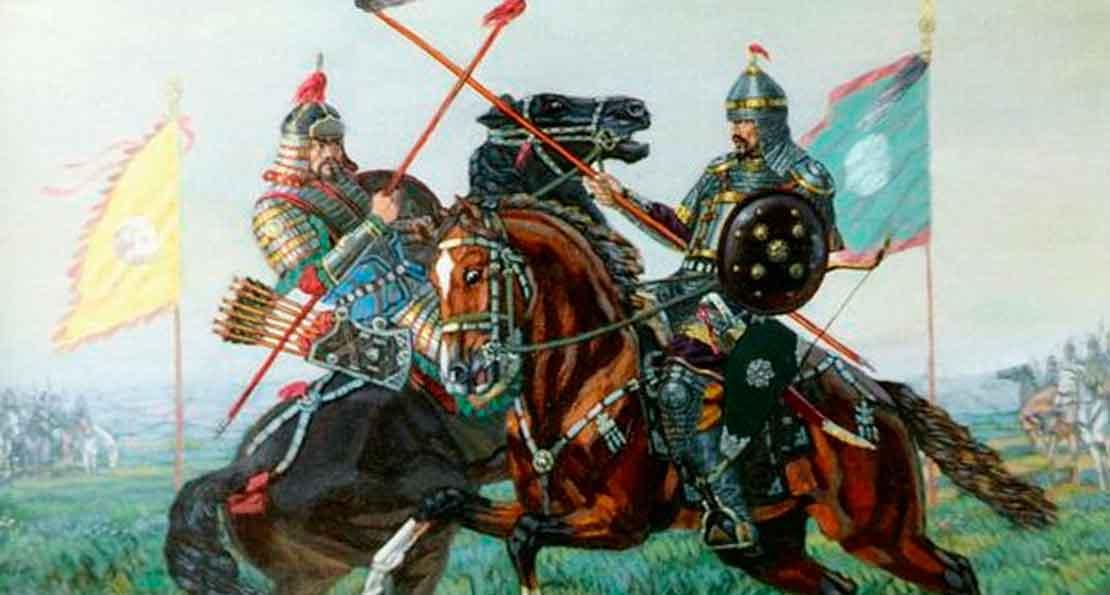 Монголы против сельджуков