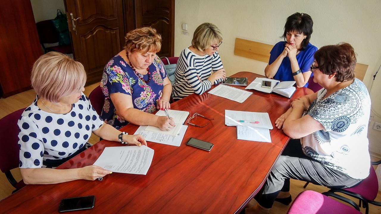 В администрации Донецка состоялось очередное заседание Оперативного штаба по ликвидации неблагоприятной ситуации по кори