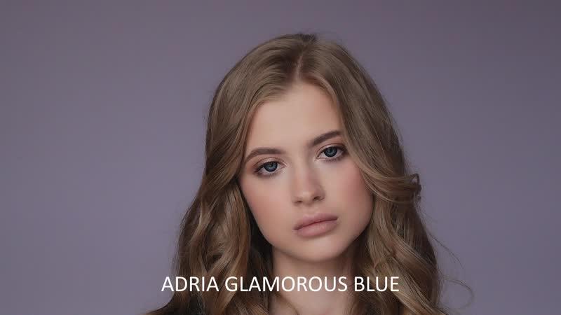 ADRIA Glamorous Blue (синие)