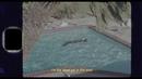 Girl in red - dead girl in the pool.