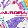 Aurora. Швейное оборудование и аксессуары