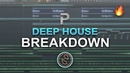 The ULTIMATE way to make a DEEP HOUSE Breakdown - Selected Style