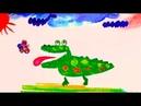 🐊 Как кричит крокодил - Музыкальный мультфильм - Союзмультфильм 2012