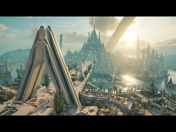 Assassin's Creed Odyssey Судьба Атлантиды Эпизод 3 Часть 117 Архонты