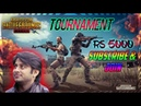 [Hindi] PUBG Mobile : Finale match of Rs 5k Tournament | Subscribe Join
