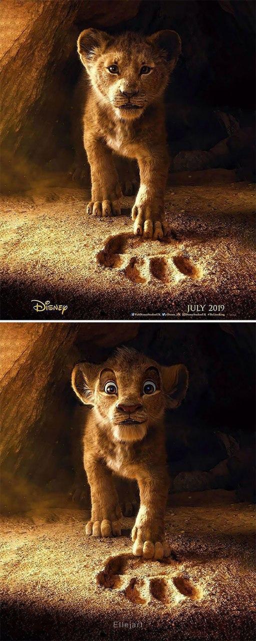 9OT5ODHiWwg - Король Лев, как я смотрел этот фильм