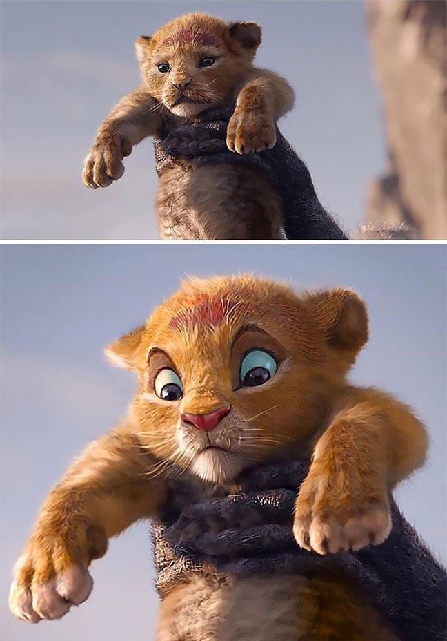 JjvRXa42U6I - Король Лев, как я смотрел этот фильм
